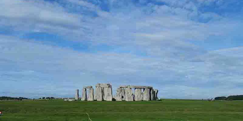Lichtgidsen Glastonbury Stonehenge