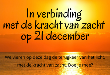 In verbinding 21 dec FB event